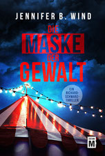 Auf dem Cover die man ein Zirkuszelt in der Nacht.