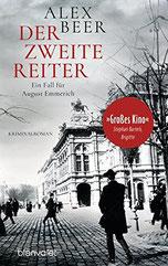 Cover des Buches Der zweite Reiter von Alex Beer.