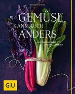 Auf dem Cover sieht man zwei Gemüsesorten.