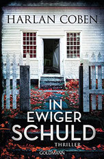 Das Cover zeigt einen Hauseingang mit kleinem Vorgarten im Herbst.