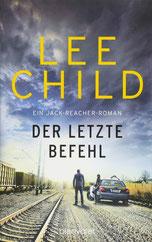 Cover des Buches Der letzte Befehl von Lee Child.
