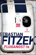 Cover des Buches Flugangst 7A von Sebastian Fitzek.