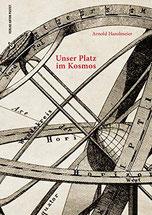 Auf Cover befindet sich die Zeichnung eines alten Gerätes zur Vermessung des Sternenzeltes.