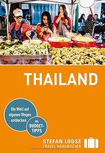 Cover des Thailands Reiseführers von Stefan Loose.