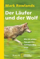 Auf dem Cover sieht man einen Wolf in vollem Lauf.