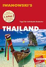 Cover des Thailand Reiseführers von Iwanowski.