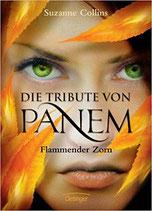 Cover des Buches Die Tribute von Panem – Flammender Zorn.