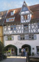 Ulmer Münz.  Ulm war königliche Münzstätte
