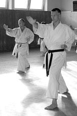 Karate-Kata: Nijushiho