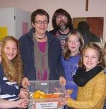 Grundschule Kulmbach - Ziegelhütten: Schulfruchtverteilung