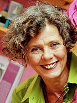 Portrait Eva Seitz, Inhaberin Eva Seitz Modedesign, Mainz