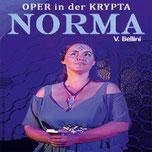 NORMA, V. Bellini in der Krypta