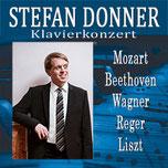 Mozart-Beethoven-Wagner-Reger-Liszt   in der KRYPTA