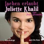 LACHEN ERLAUBT! - JULIETTE KHALIL  in der KRYPTA