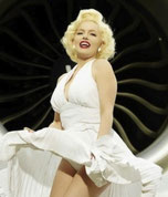 SOSIE de marylin monroe contact