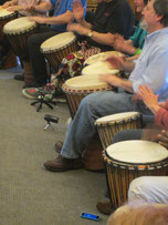 Djembe Drumming Classes Drum