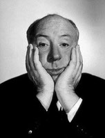 Alfred Hitchcock, Lune/Scorpion carré Vénus/Lion.