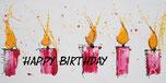 Geburtstagskarte von uh-art design