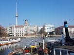 Historisccher Hafen in Berlin Mitte