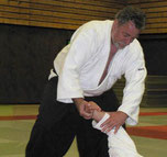 Aikido im Jiu Jitsu