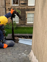 gutter cleaning edinburgh