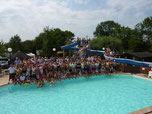 Camping - piscine couverte - toboggan - baie de somme - marquenterre - le crotoy - picardie - location mobil-home - peche