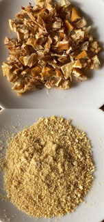 Zitronenpulver Leberreinigung und Gewürz   Helga Graef