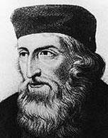 JHON WYCLIFFE  1320 - 1384
