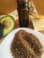 Fetthaltige Lebensmittel