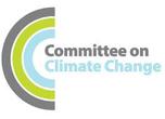 Logo cu comité sur le changement climatique du Royaume Uni