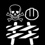 Sanierungarbeiten gegen giftige Schadstoffe in Hamburg.