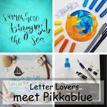 Letter Lovers - pikkablue
