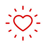 moe Herz Icon - Seele, Liebe, Spiritualität