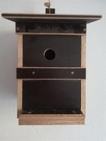 Nistkästen, Vogelhaus, Vogelfutterautomat, Drechseln, Holz