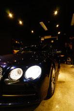 横浜市 コーティング 高級車 ベントレー