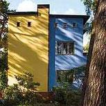 Fassadenfarben / Außenfarben Logo