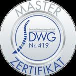 Zertifiziert Master Zertifikat Wirbelsäule, Neurochirurgie Wirbelsäulenchirurgie Köln Siegburg Wirbelsäulenspezialist