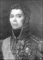 Général Kellermann, commandant le 4ème corps de la réserve de cavalerie