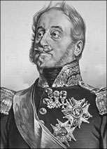 Général Pajol, commandant le 5ème corps de la réserve de cavalerie