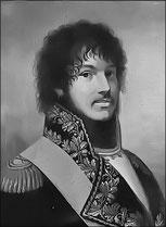 Maréchal Murat, roi de Naples, commandant la réserve de cavalerie de la Grande Armée