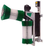SCHURR cow-brush type C12 green/white