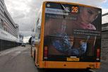 a bus | Copenhagn | Denmark