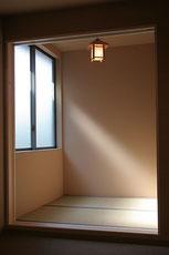 西馬橋ホール 僧侶控え室
