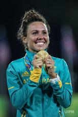 2016: Australia's first champion: Chloe Esposito