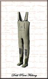 Onlineshop Drill Point Angebote Angelbekleidung Wathosen