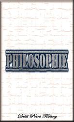 Drill Point Fishing Website Unterkategorie - Unternehmung - Philosophie