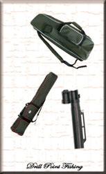 Transporttaschen für Angelruten