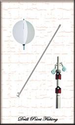 Schleppmast & Signalmast