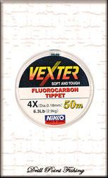 Fluorocarbon Vorfach