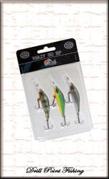 Drill Point Fishing Onlineshop Produkt-Angebot Wobbler - unterkategorie Wobbler-Kit`s